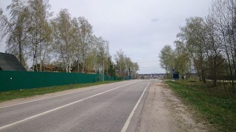 Продается земельный участок, Перхурово, 8 сот - Фото 4