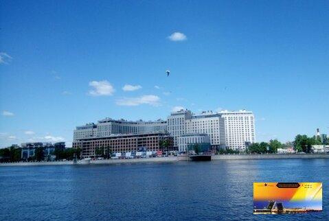 Шикарная квартира в элитном жилом квартале на Ушаковской наб. д.3к2 - Фото 1