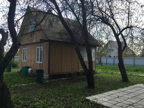 Дача СНТ Учитель - Фото 1