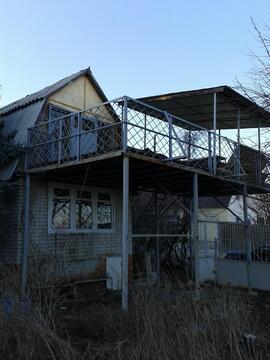 Дача Зональный (цдк) 63 метра, 5,35 сотки, 2 ряд от Волги - Фото 1