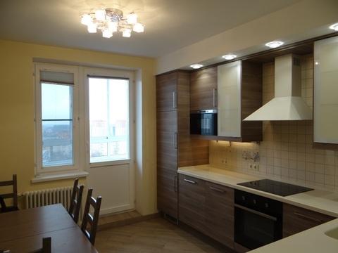 3-комнатная квартира с хорошим ремонтом и бытовой техникой в г. Химки - Фото 2