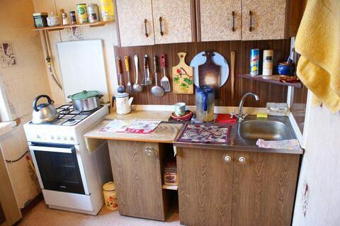Двухкомнатная квартира в Волоколамском районе в деревне Клишино. - Фото 3