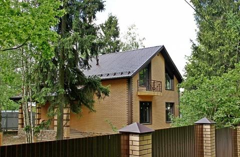Дом в Новой Москве 15 км от МКАД под ключ - Фото 4