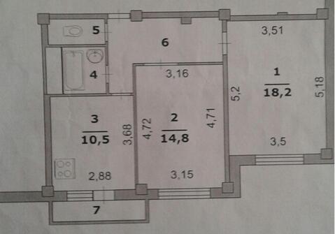 2-к квартира в новом доме - Фото 3