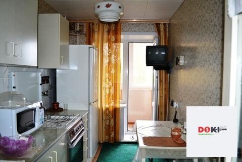 Продажа трёхкомнатной квартиры в городе Егорьевск 4 микрорайон - Фото 1