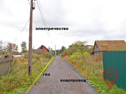Продажа участка, м. Проспект Ветеранов, Сдт Кировец-1 (Ульянка) 16-я . - Фото 2