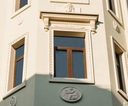 """ЖК """"Полянка,44"""", особняк Мускат, 3-х комнатная кв-ра - 115кв.м, 2 этаж - Фото 5"""