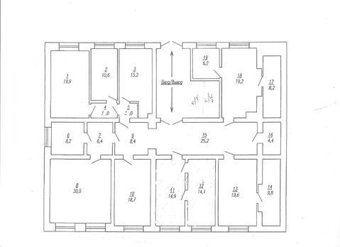 Аренда офисного помещения 240 кв.м. в Калуге - Фото 5
