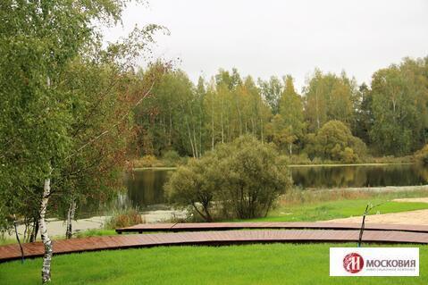 Участок 21 сотка около пруда 30 км от МКАД Варшавское/Калужское шоссе - Фото 5