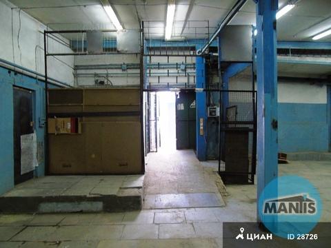 Теплый склад 220м2 на 1-ом этаже с отд. воротами. - Фото 5