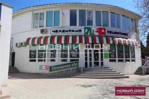 Нежилое помещение 198 м2 в центре города Судак на ул. Ленина 35-а - Фото 1