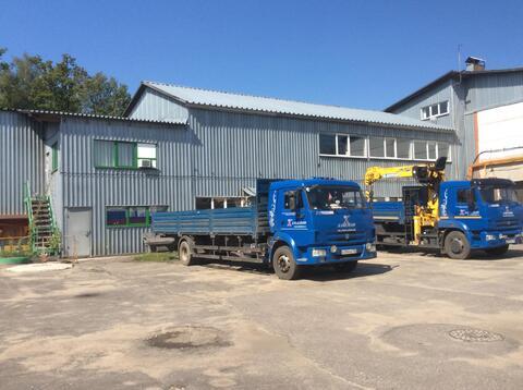 Производственно-складское помещение 2438 м2 г. Климовск - Фото 5