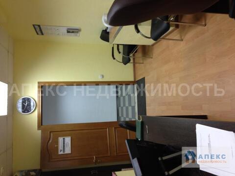 Аренда офиса 14 м2 м. Кропоткинская в административном здании в .
