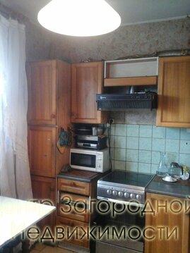Трехкомнатная Квартира Москва, площадь Сокольническая, д.4, корп.2, . - Фото 5