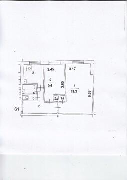 2-к Квартира, ул. Лавочкина, 14 - Фото 4