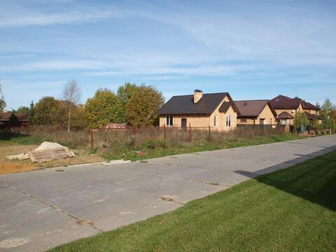 Земельный участок в охраняемом коттеджном поселке - Фото 3