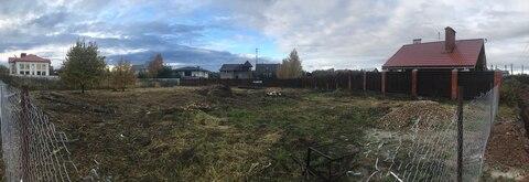 Участок ПМЖ в Апрелевке, д. Мартемьяново - Фото 1