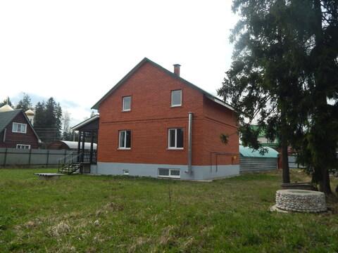 Новый кирпичный дом 240 кв.м. 12 сот. в 50 км от МКАД - Фото 2