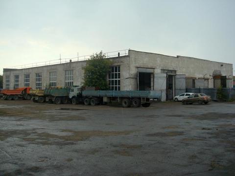 Гаражно-ремонтная база с техникой г.Каменск-Уральский - Фото 1
