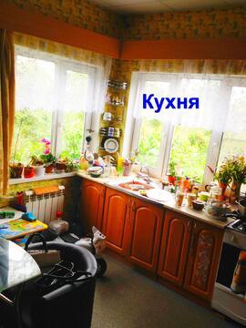 Зимний дом 140 кв/м на участке 6 соток ИЖС, поселок Ульяновка - Фото 1