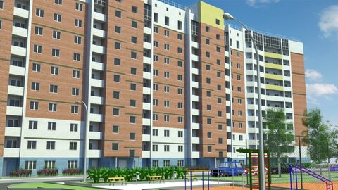 Продажа 2-комнатной квартиры, 56.5 м2, г Киров, Березниковский . - Фото 4