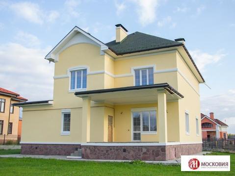 Готовый дом в жилом коттеджном поселке бизнес класса вблизи Свитино - Фото 1