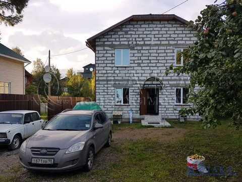 Аренда дома, Парголово, м. Озерки, Выборгское ш. - Фото 1
