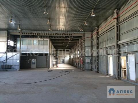 Аренда помещения пл. 870 м2 под склад, производство, , Апрелевка . - Фото 4