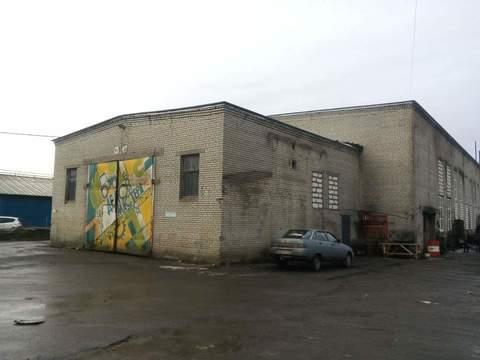 1200 м2 кран-балки на 3,2 т+офисный блок 300 м2 - Фото 1