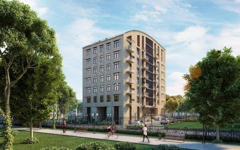 2-комн. квартира 72,6 кв.м. в доме премиум-класса в ЦАО г. Москвы - Фото 3