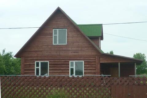 Дом 120 м2 на участке 21 сотка в деревне Неклюдово Кимрского района - Фото 3
