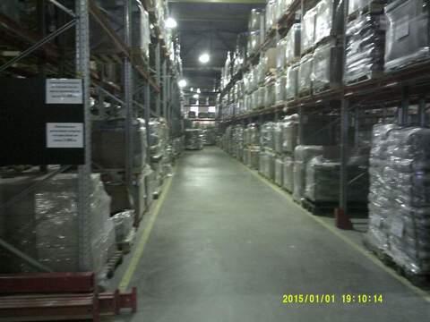 Производственно-складское теплое помещение 4930 м2 - Фото 4