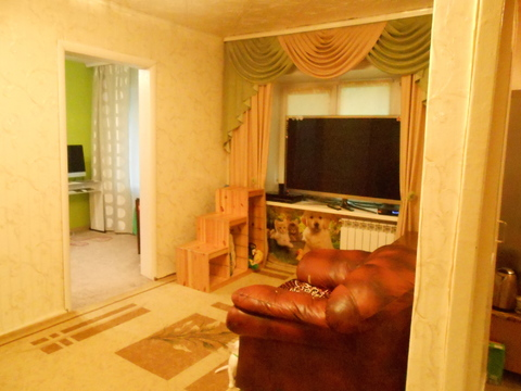 Продаю двух комнатную квартиру в городе Руза - Фото 1