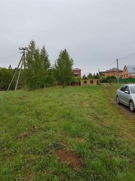 Земельный участок, д. Семеновское (за Шеметово), Коломенский р-н - Фото 2