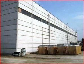 Теплый склад 8 800 м2 на 2,7 Га с кран-балкой и ж/д в Люберцах - Фото 1
