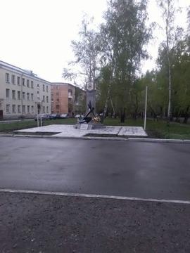 Продам однокомнатную (1-комн.) квартиру, Флотская ул, 23, Новосибир. - Фото 1