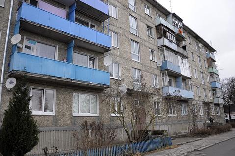 Продам с ремонтом 2-ком, квартиру в Гурьевске. ул.Красная - Фото 1