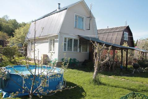 Уютная дача в Кленово с условиями на участке 5 сот. Дом 65кв.м - Фото 2