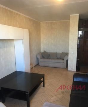 Продается 1 комнатная квартира м. Электрозаводская - Фото 5