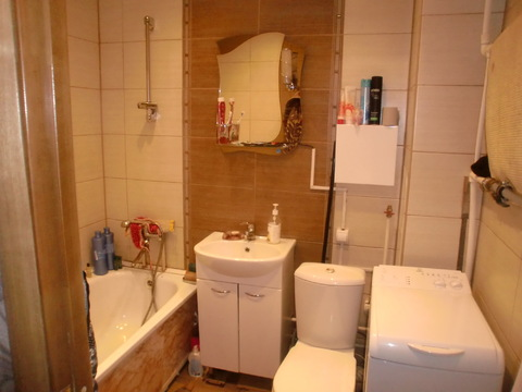 Однокомнатная квартира в отличном районе Симферополя - Фото 4