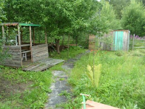 Земельный участок с домиком в садоводческом товариществе «Орешек» Кимр - Фото 1