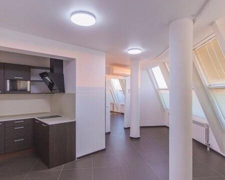 Продается уникальная 3-трехкомнатная квартира в стиле лофт - Фото 1