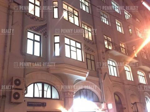 Продается офис в 4 мин. пешком от м. Маяковская - Фото 1