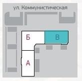 """3 ком. кв. 78,3м2 ЖК """"Уфимский Кремль"""" г. Уфа, ул. Коммунистическая - Фото 2"""