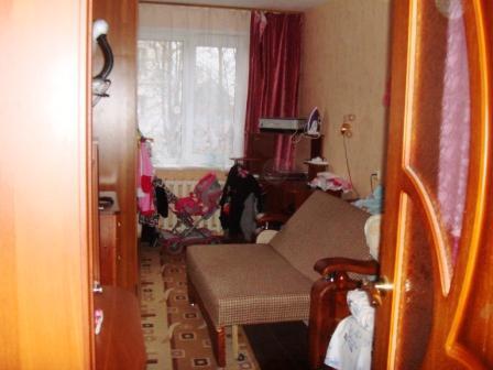3-к квартира 58 м2 на 2 этаже 5-этажного кирпичного дома - Фото 4