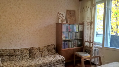 Сдам 1-комнатную квартиру метро Кузьминки - Фото 3