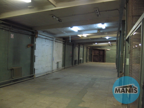 Теплый склад 438м2 осз, въездные ворота. ЗАО - Фото 3
