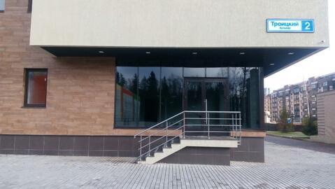 Аренда нежилого помещения на 1 этаже 95,75 м2 с отдельный входом - Фото 1