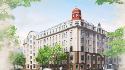 272 650 €, Продажа квартиры, Купить квартиру Рига, Латвия по недорогой цене, ID объекта - 313139942 - Фото 1