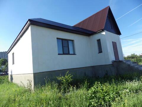 Продаётся новый дом из кирпича по улице Сенная 1б - Фото 1